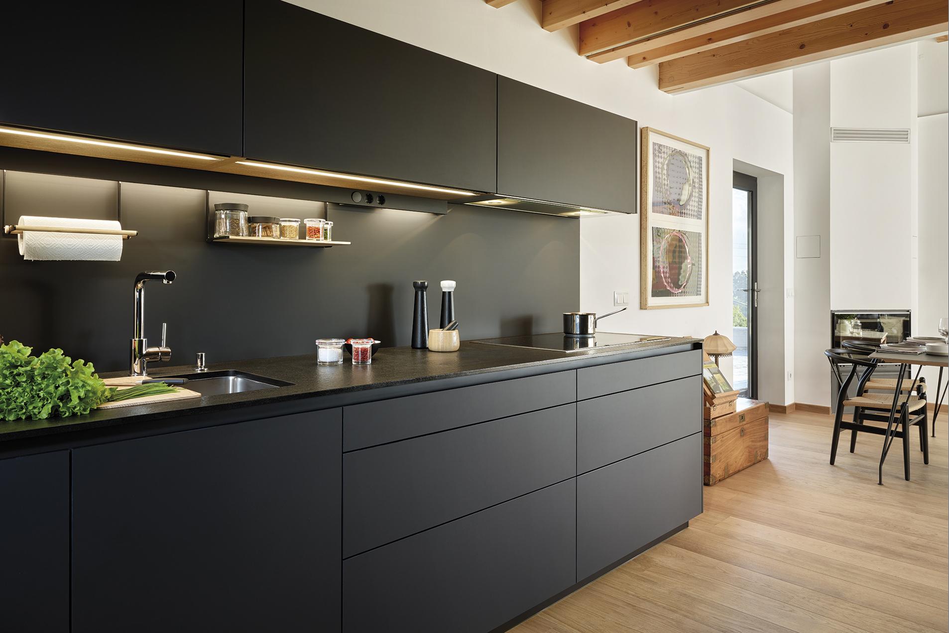 Encimeras de cocina c mo elegir la m s adecuada cocinas for Encimeras de cocina