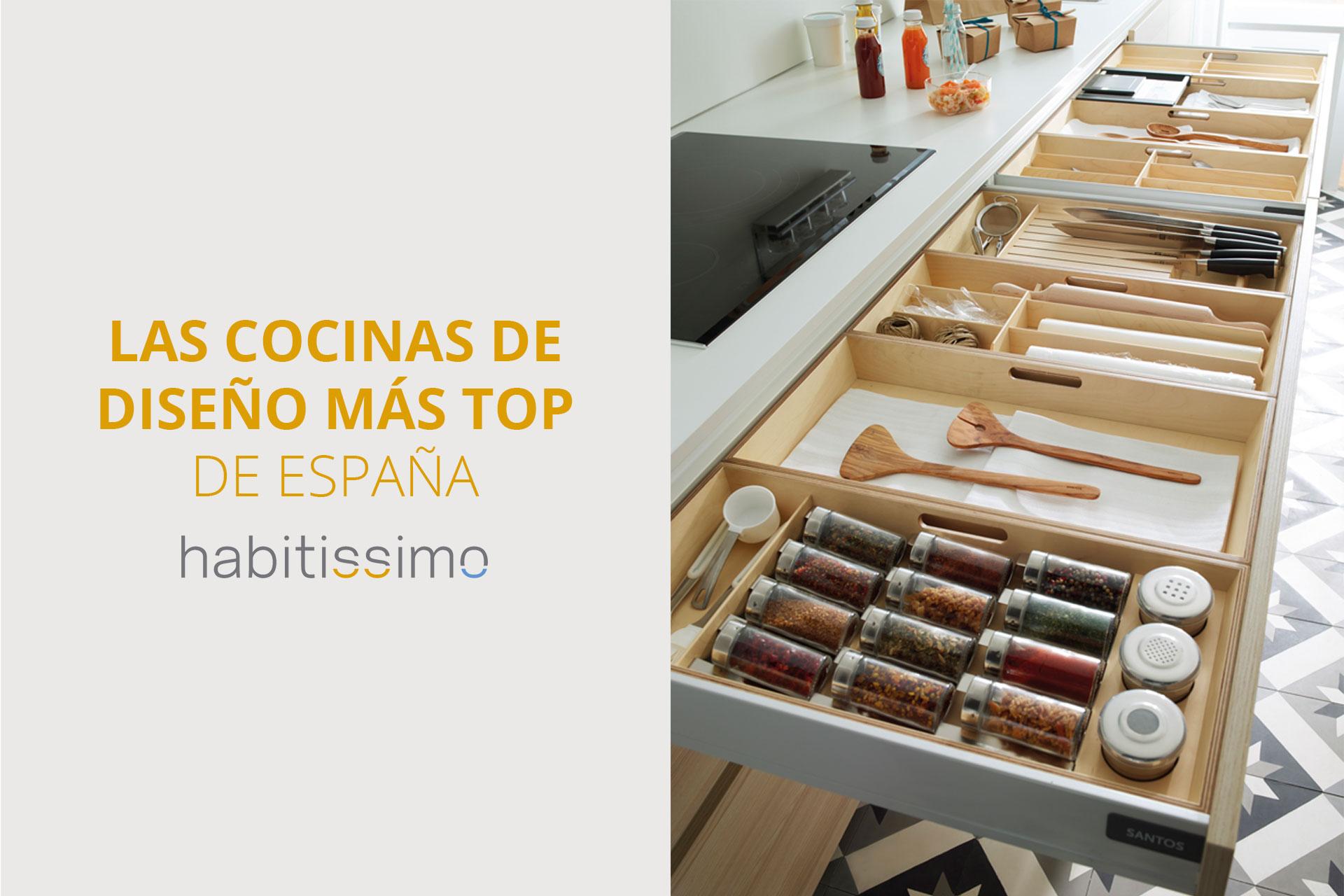 Cocinas Top de España: ranking de Habitissimo | Cocinas Santos | Santiago Interiores