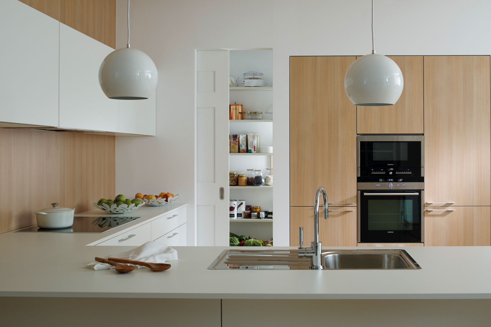 Tendencias cocinas 2018 cocinas santos santiago interiores for Tendencias muebles