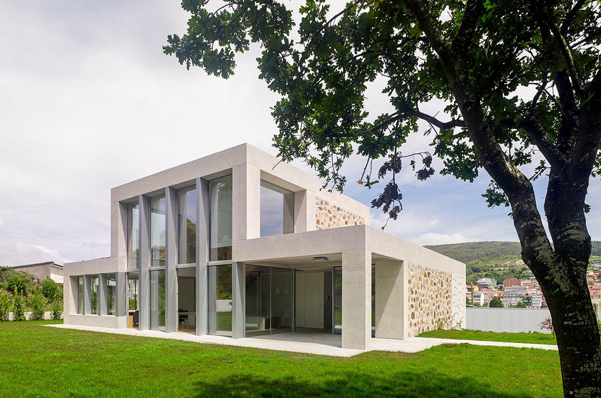 Vivienda Piedra y Cristal | CREUSeCARRASCO arquitectos