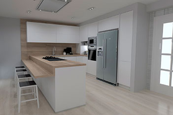 Unha cociña para vivir