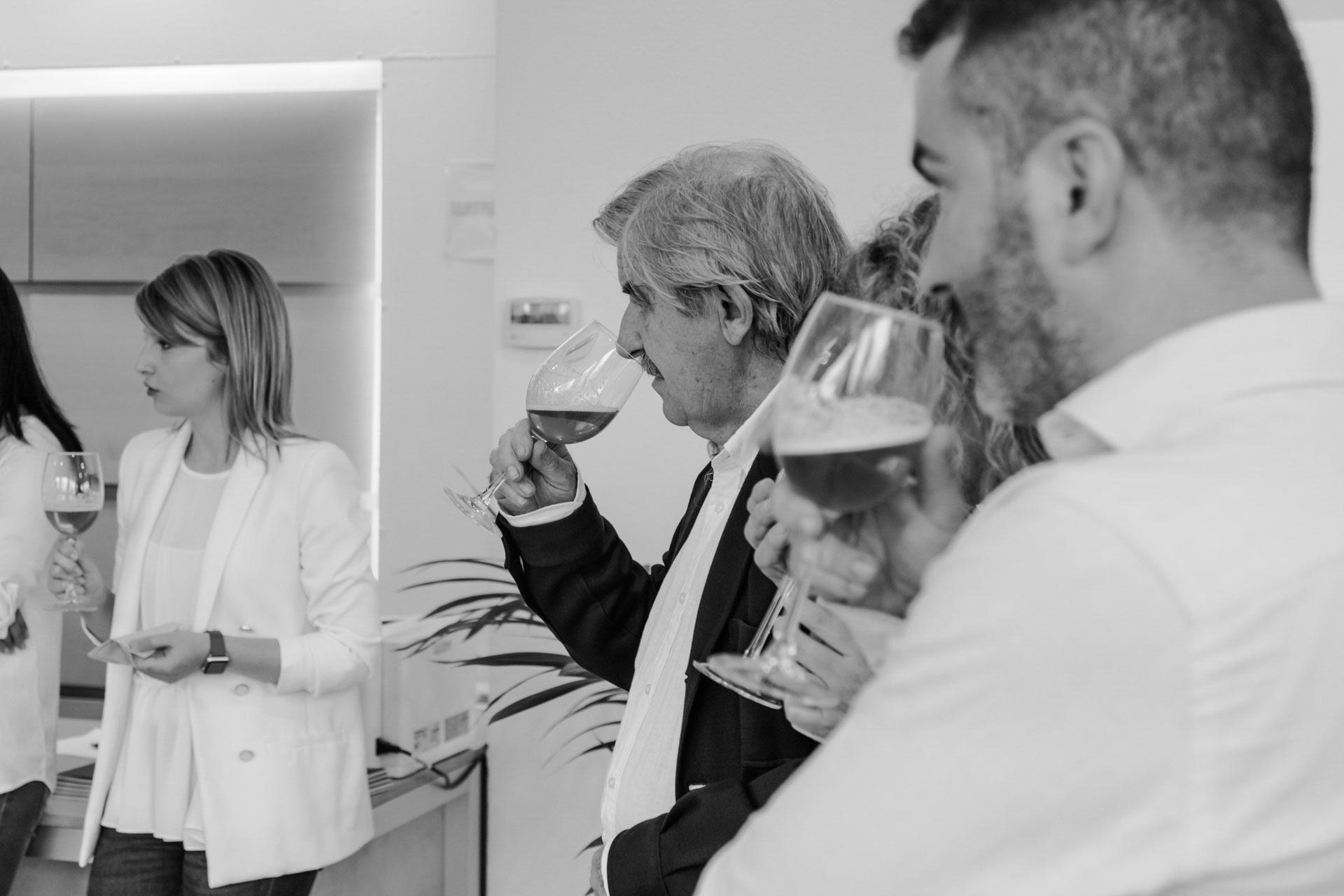 Evento de Santiago Interiores: «Cervezas: cata y maridaje» | Cocinas Santos
