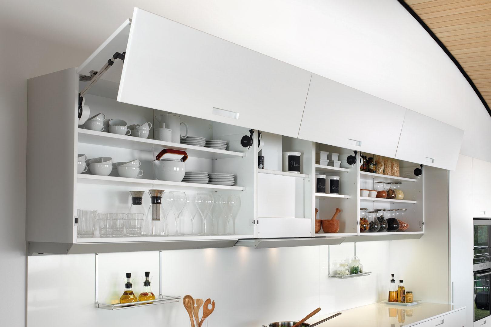 Orden en la Cocina: Ideas para organizar el interior de los muebles