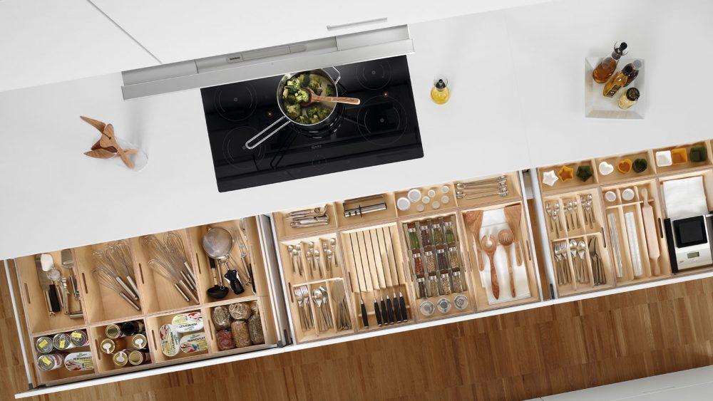 Accesorios de cocina Santos: orden y belleza   Santiago Interiores
