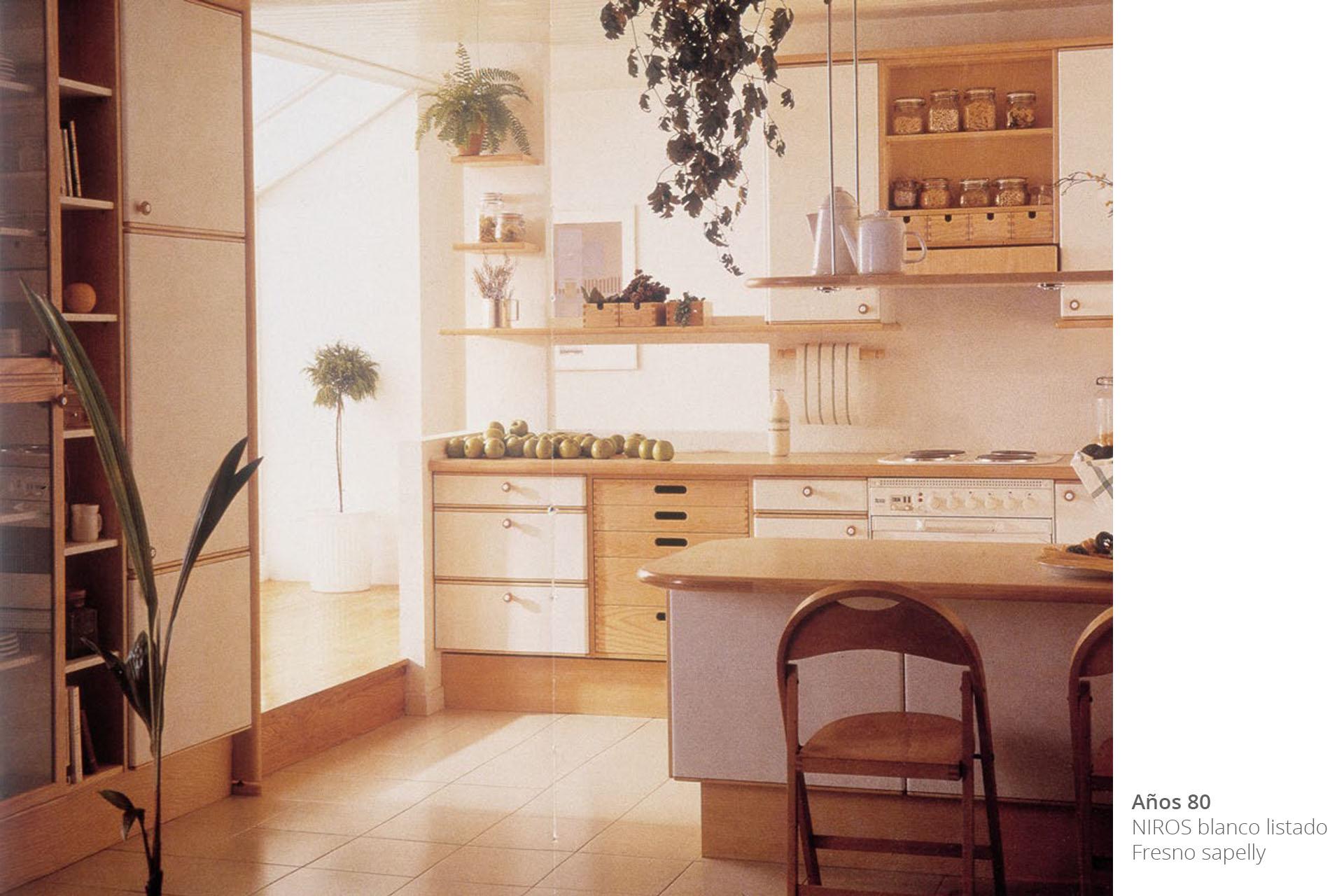 La historia de cocinas Santos: más de 60 años de tradición e innovación   Santiago Interiores