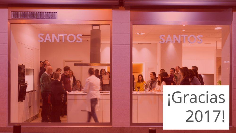 Hacemos resumen: lo mejor de 2017 | Santiago Interiores | Cocinas Santos