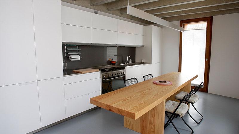 Rehabilitación a fondo | Proyecto de Creus e Carrasco con cocina de Santiago Interiores