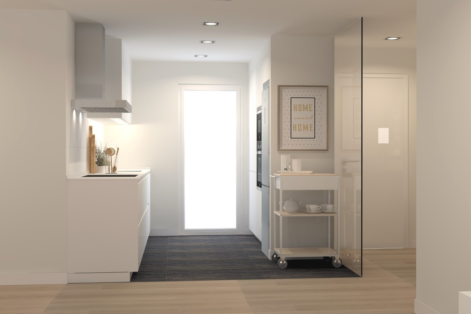 14 Ideas De Cocinas Blancas Para Inspirarte Santiago Interiores