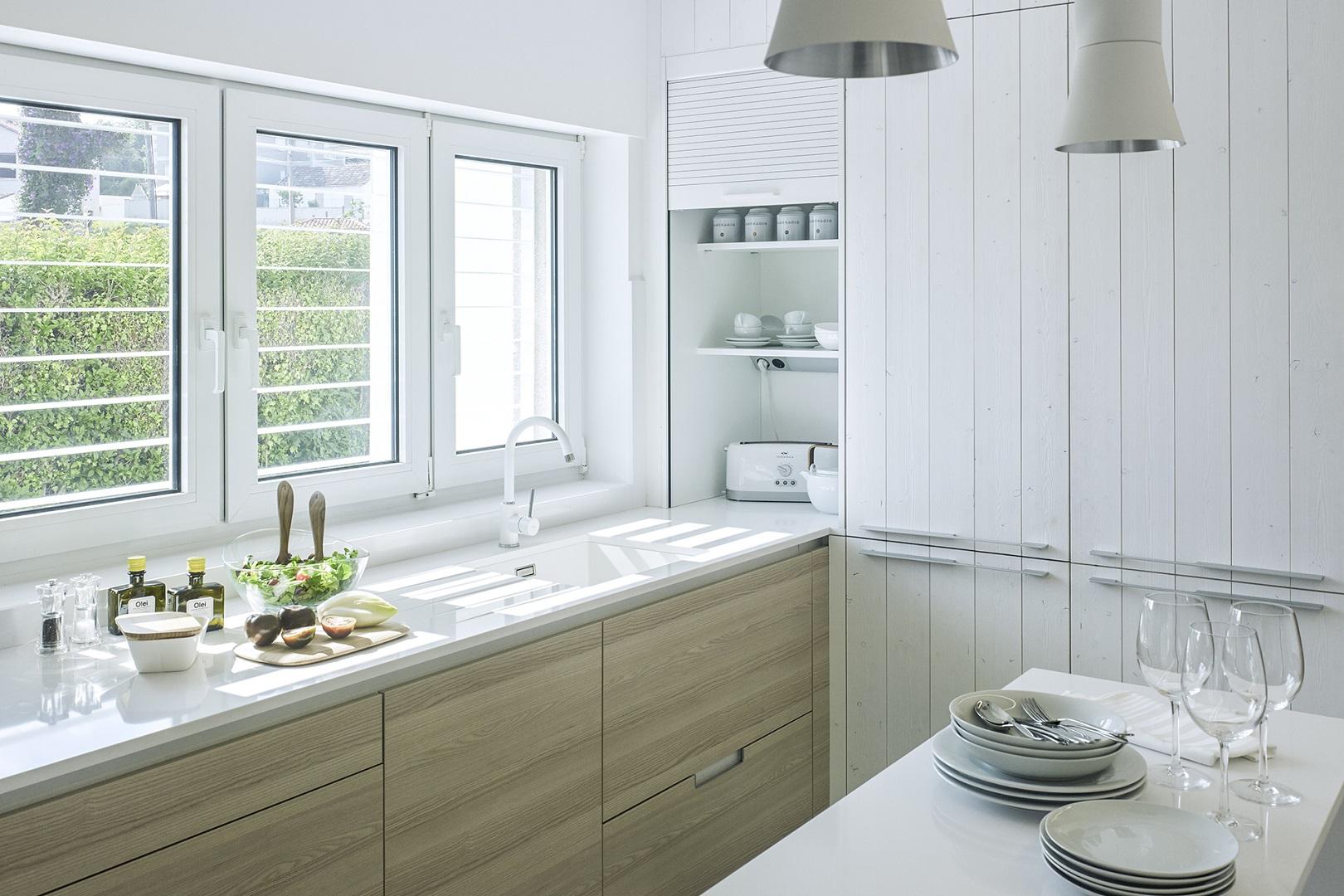 Diseños de cocinas en L