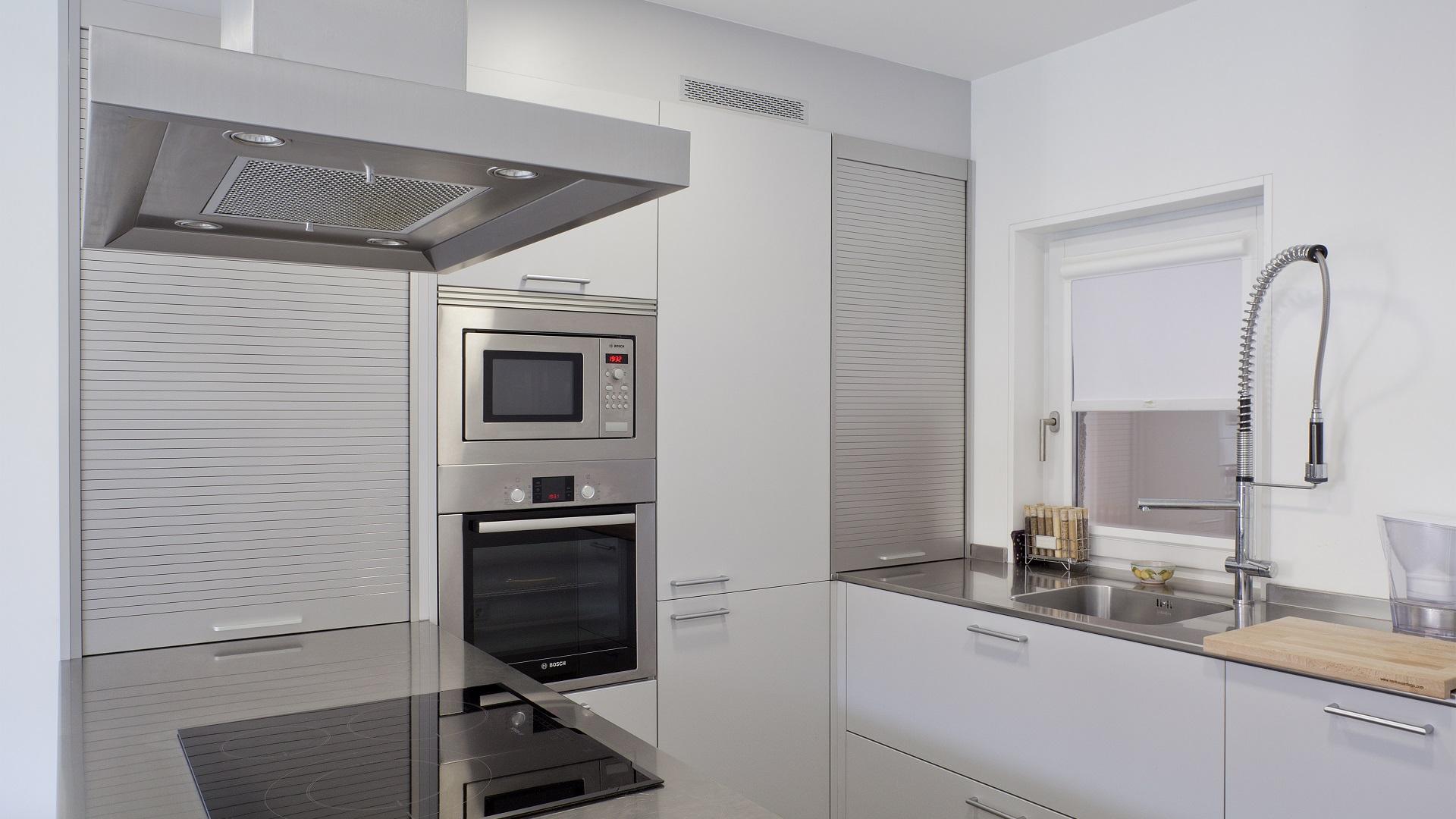 Cocinas en forma de u muchas ideas para inspirarte - Cocinas pequenas en forma de ele ...