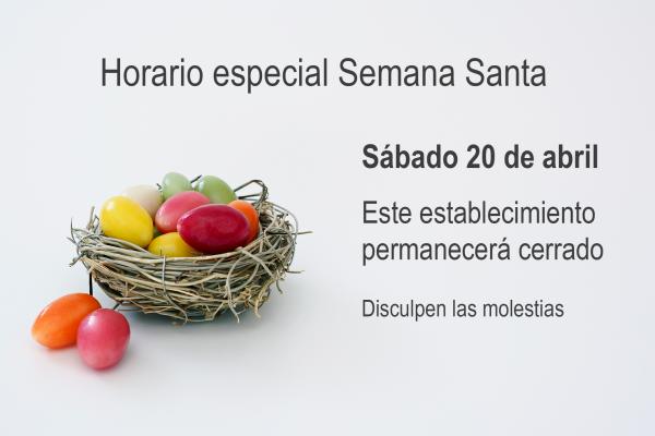 Horario de Semana Santa en Santiago Interiores