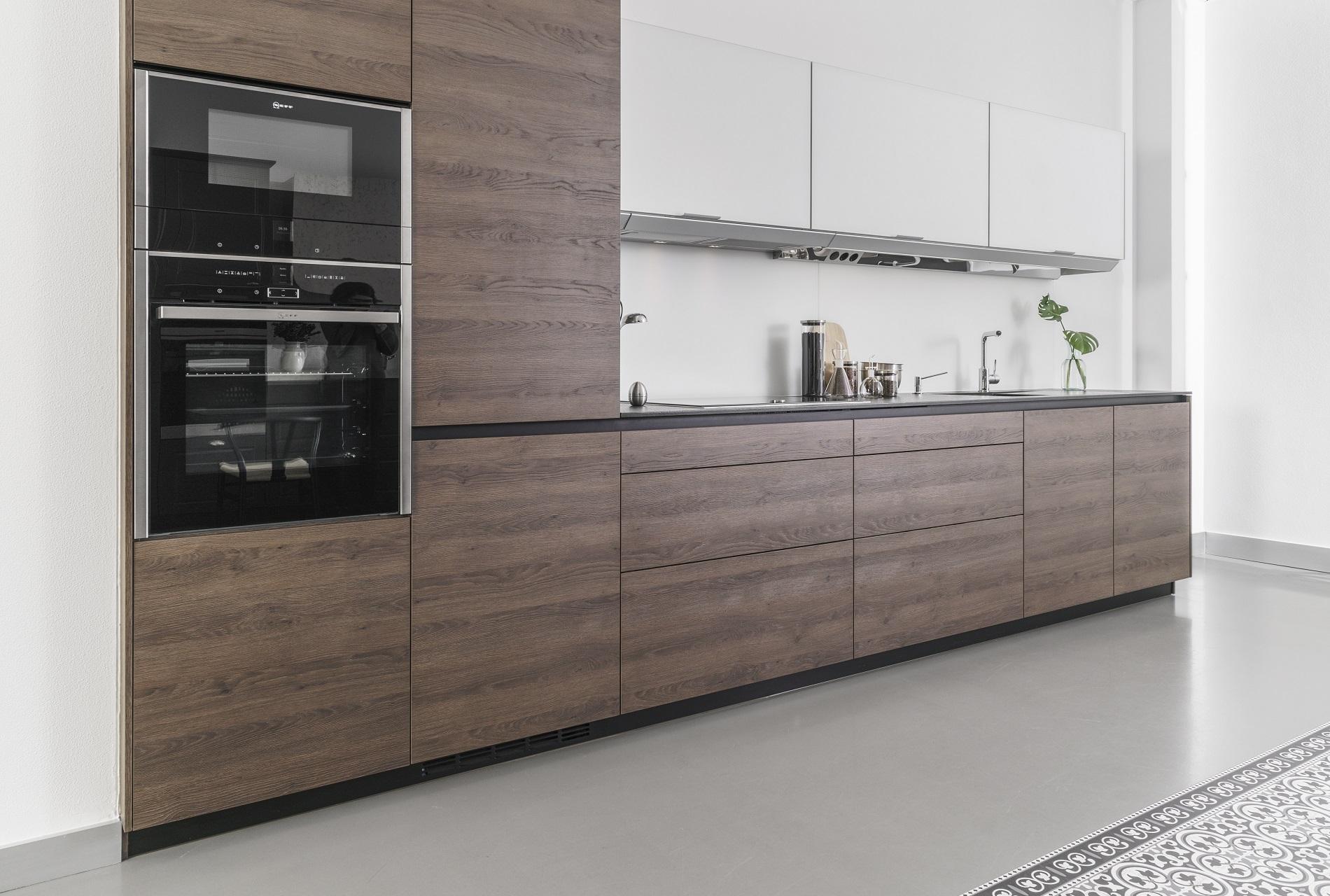 Liquidación de cocinas Santos: Modelo LINE-L