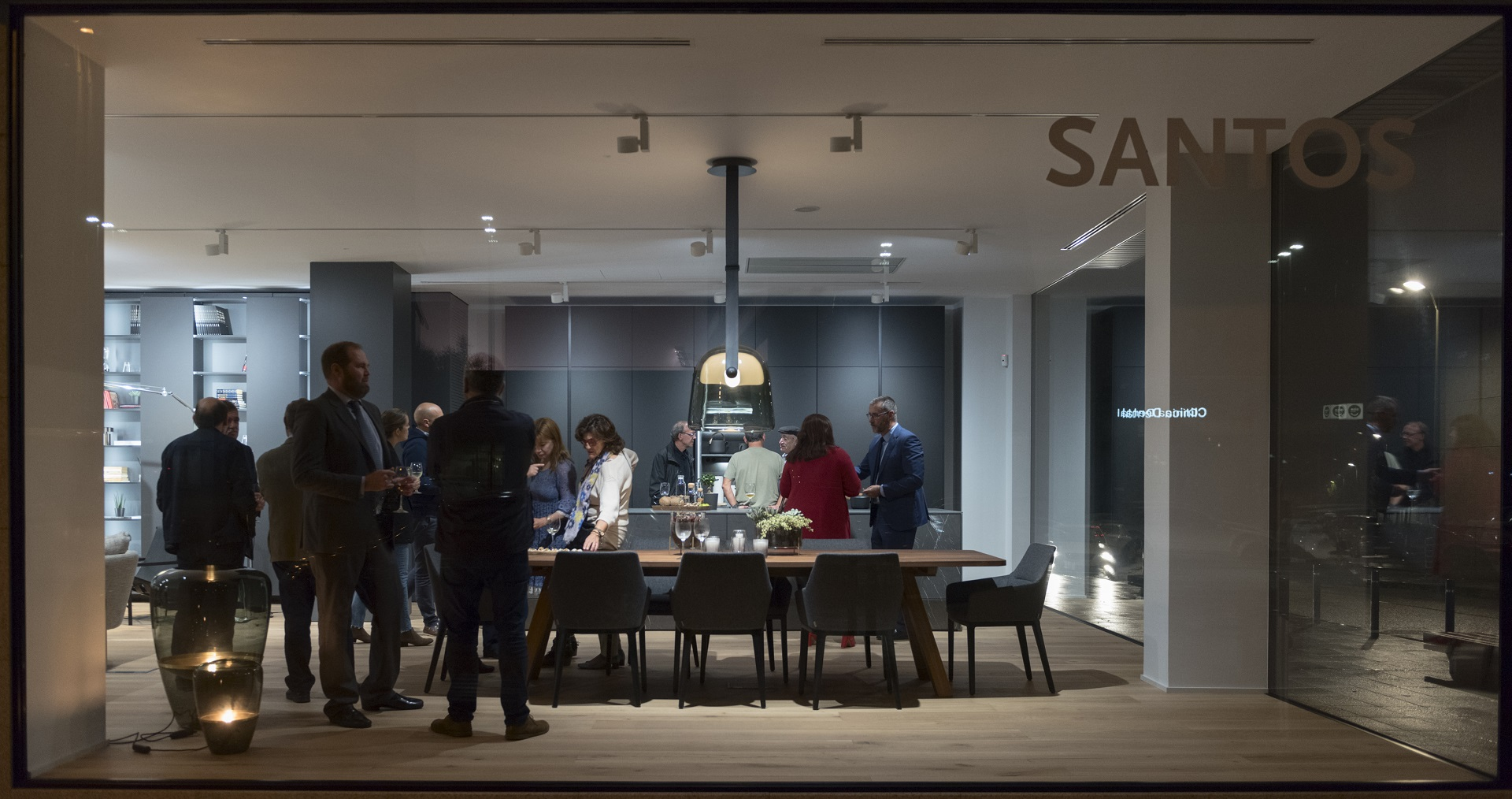 Reapertura de Santiago Interiores en octubre 2019