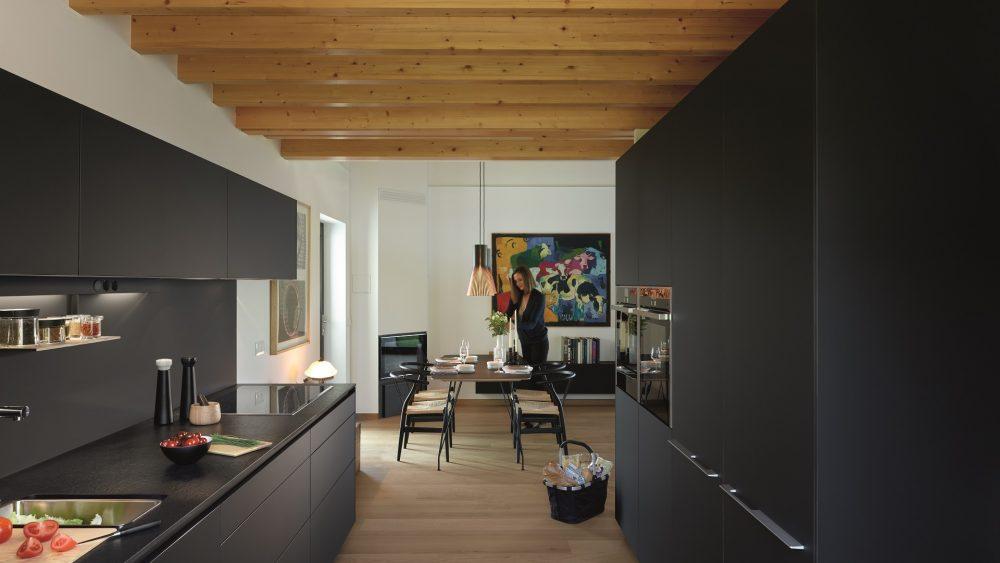 Colores de cocina Santiago Interiores