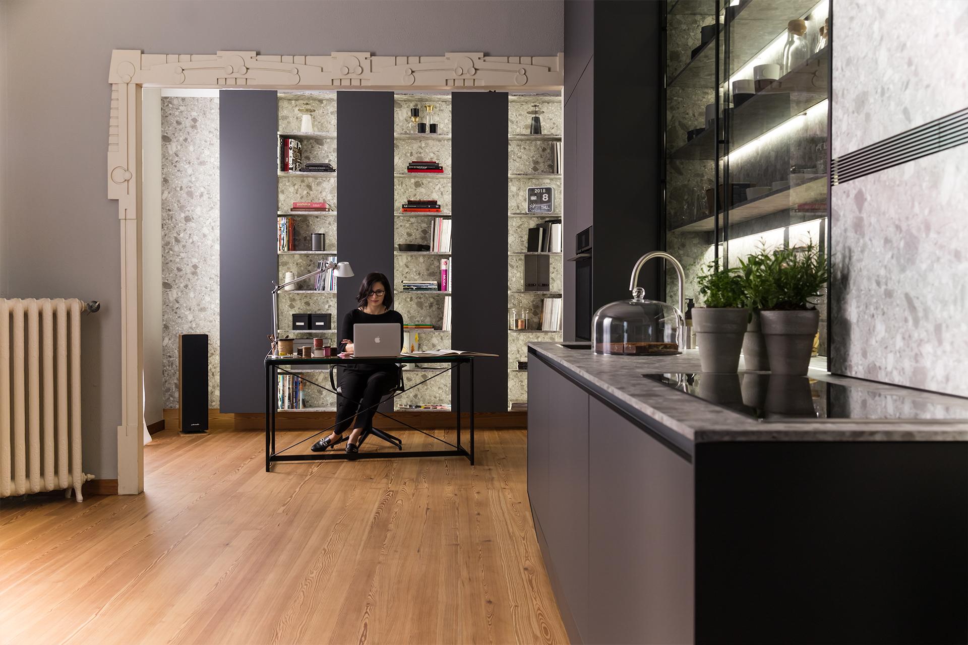 Trabajar en la cocina Santiago Interiores