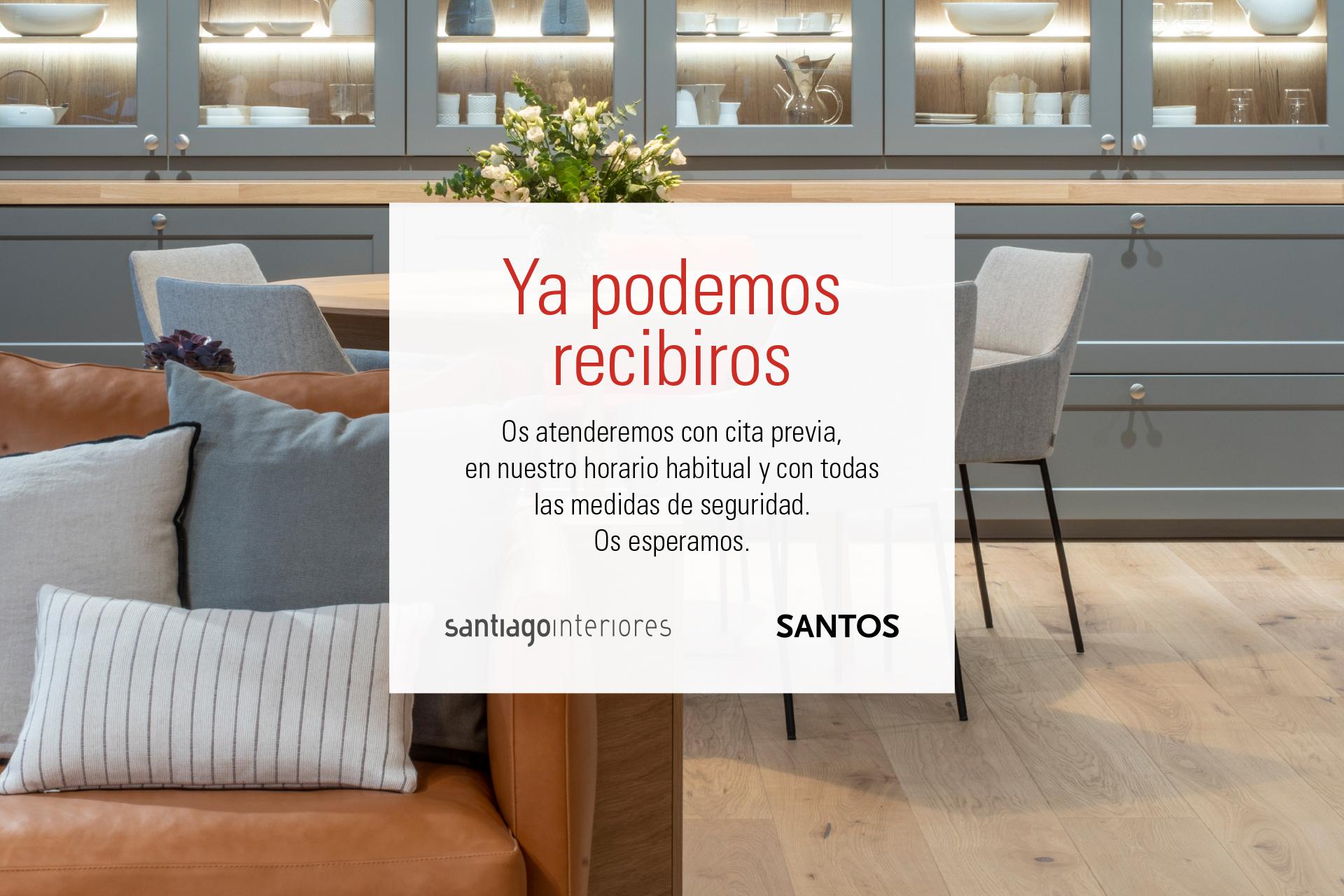 COVID-19: Medidas de seguridad en Santiago Interiores