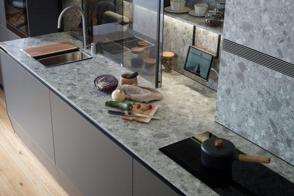 Cocinas pequeñas Santiago Interiores