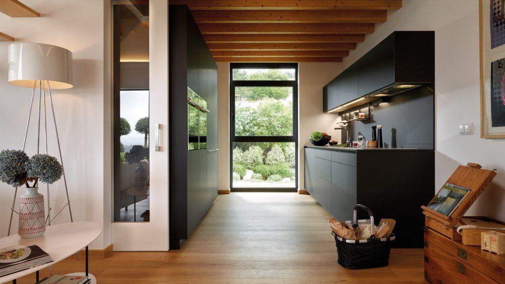 Cocinas funcionales Santiago Interiores