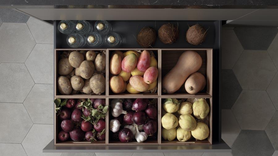 Accesorios para almacenar frutas y verduras Santiago Interiores