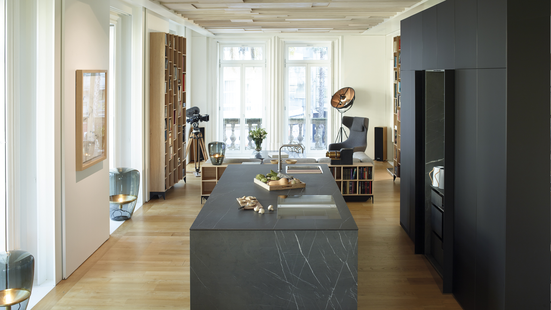 Image cocina-con-isla-abierta-comedor-salon-1