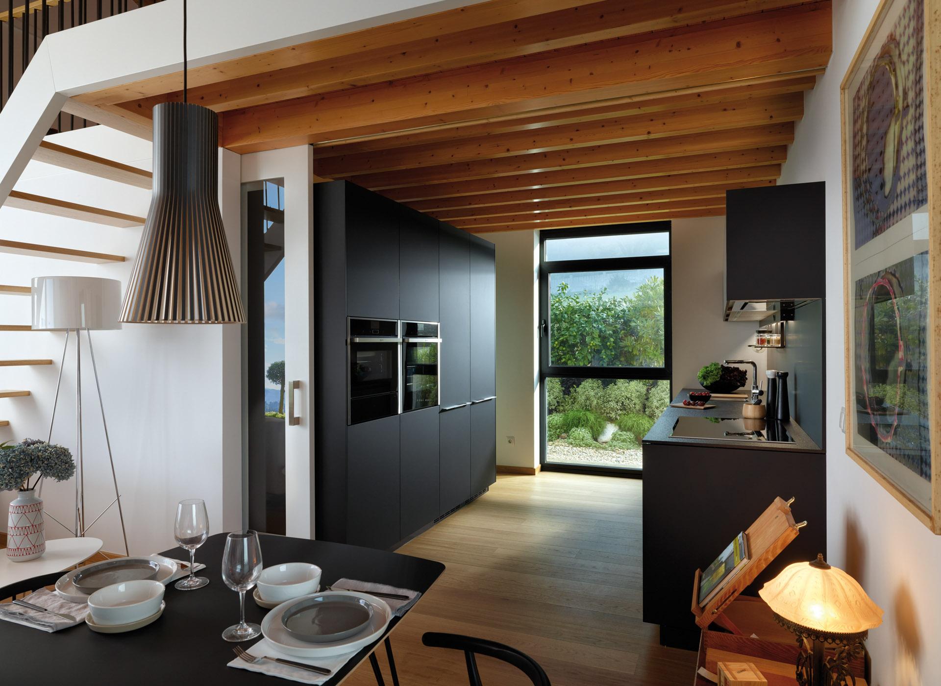 Reformar cocina alargada Santiago Interiores