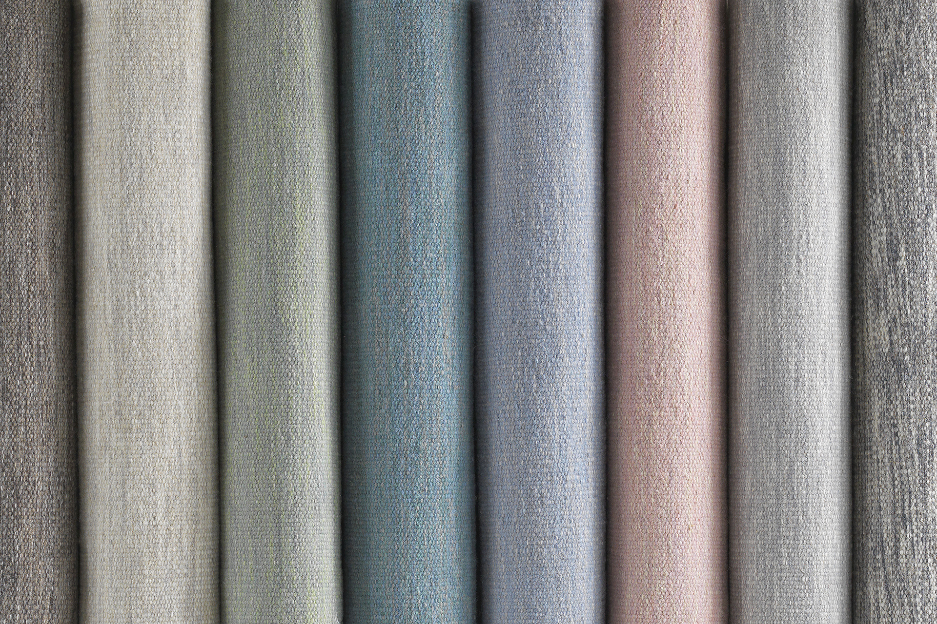 Alfombras Kateha de diversos colores en Santiago Interiores