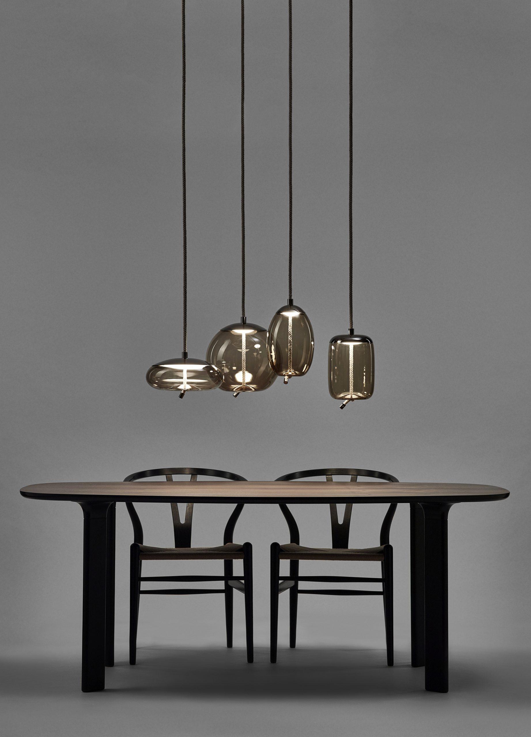 Complementos para la Cocina. Lámparas Brokis en Santiago Interiores