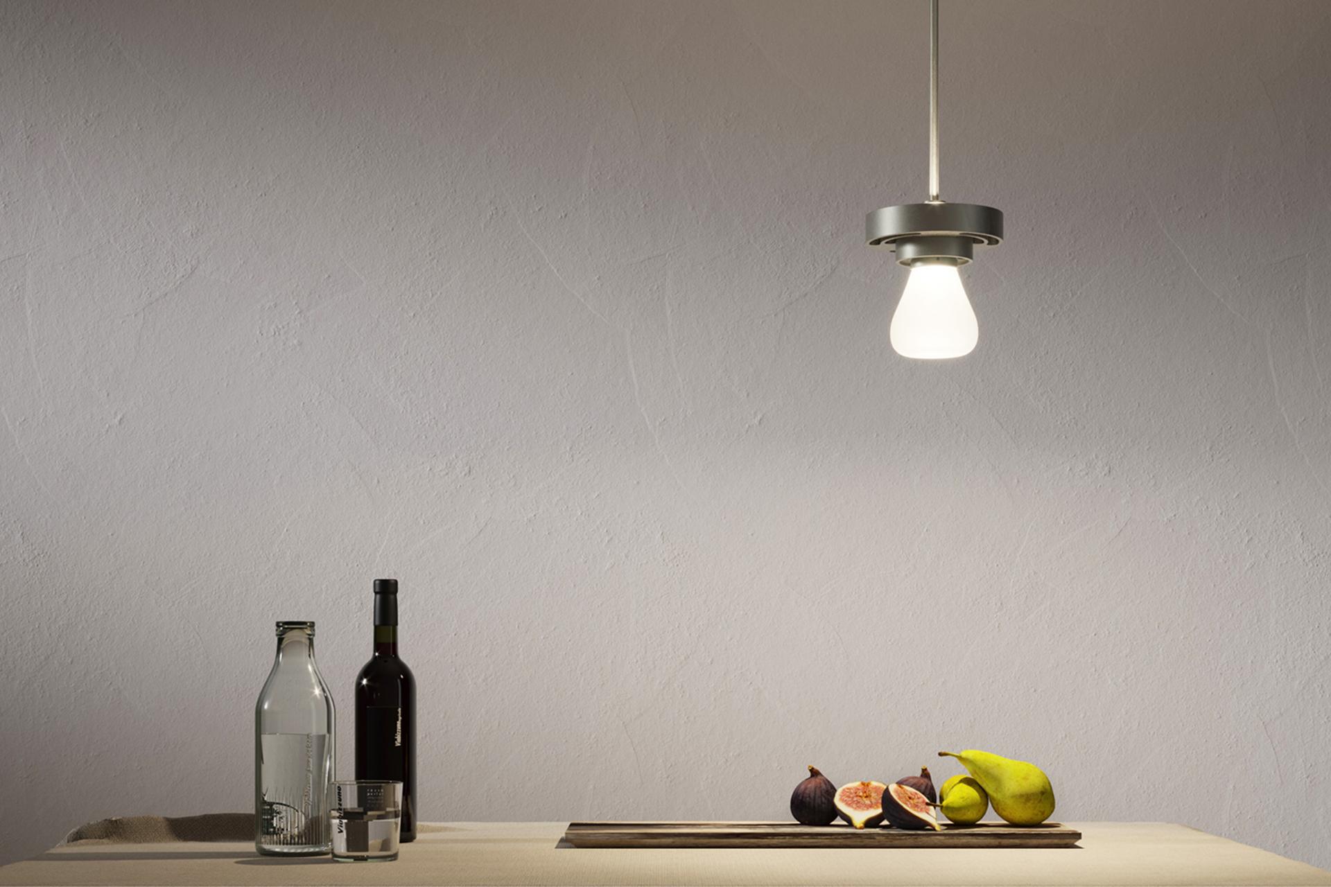 Complementos para la Cocina. Lámparas Viabizzuno en Santiago Interiores