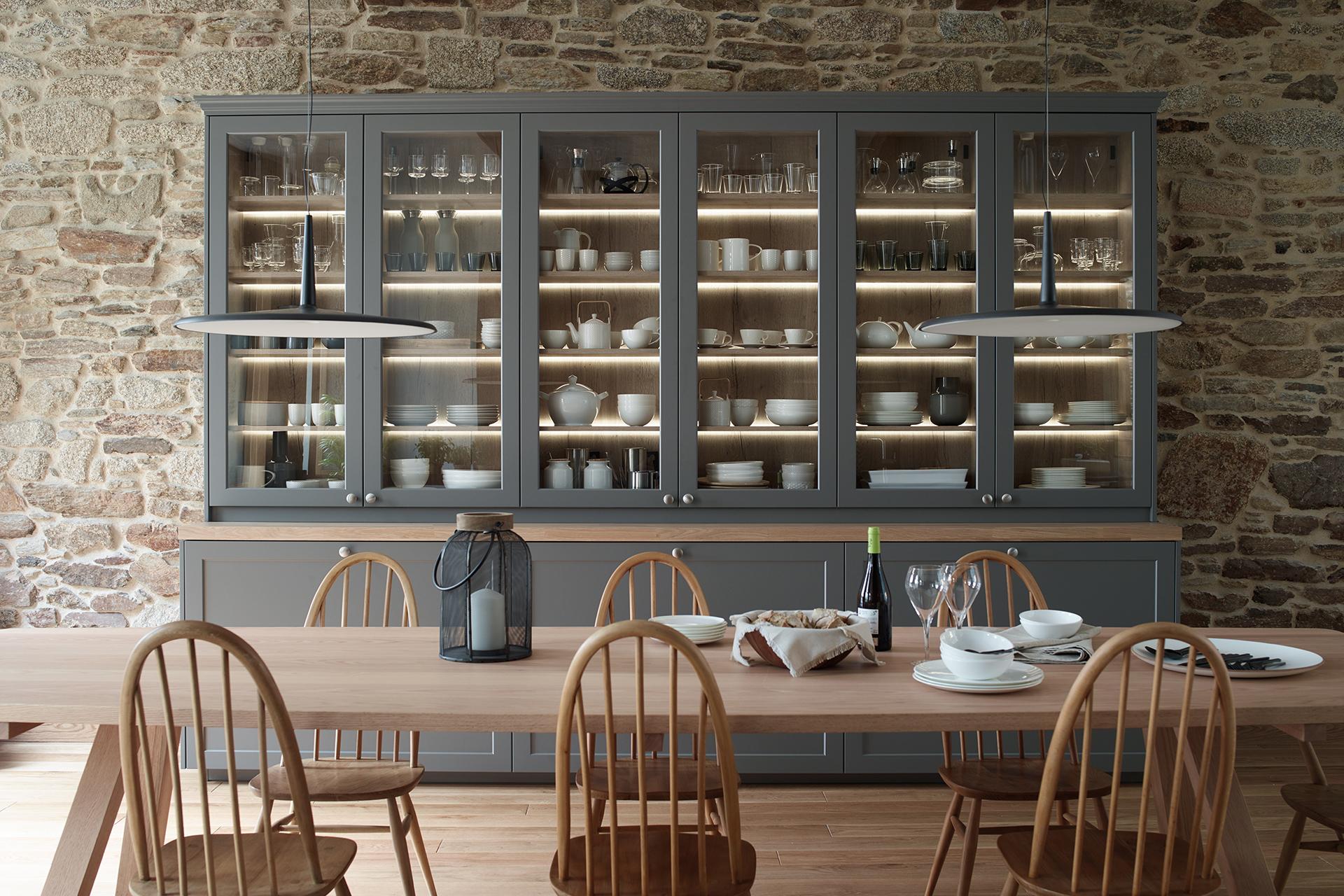 Muebles de Hogar en Santiago Interiores. Estanterías