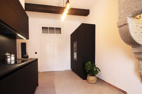 Unha vivenda clásica cun toque renovado e actual