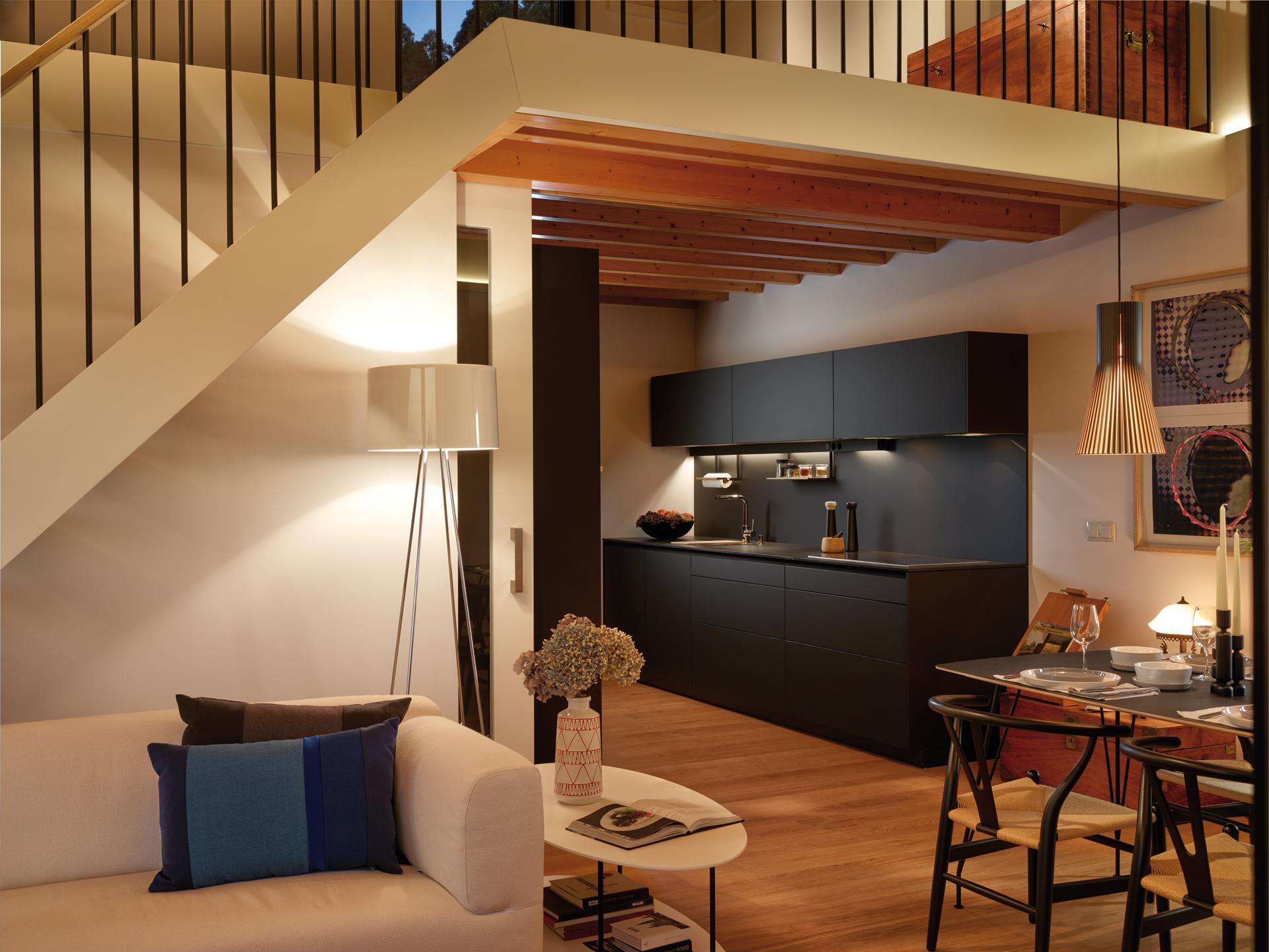 Cocinas con encanto modernas Santiago Interiores