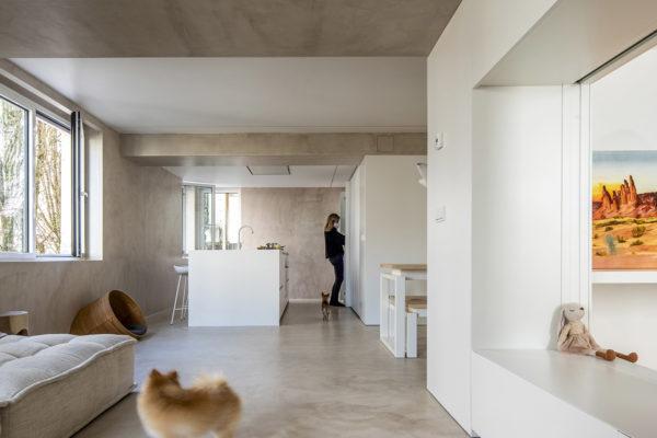Nido_House: Un hogar con interiores conectados