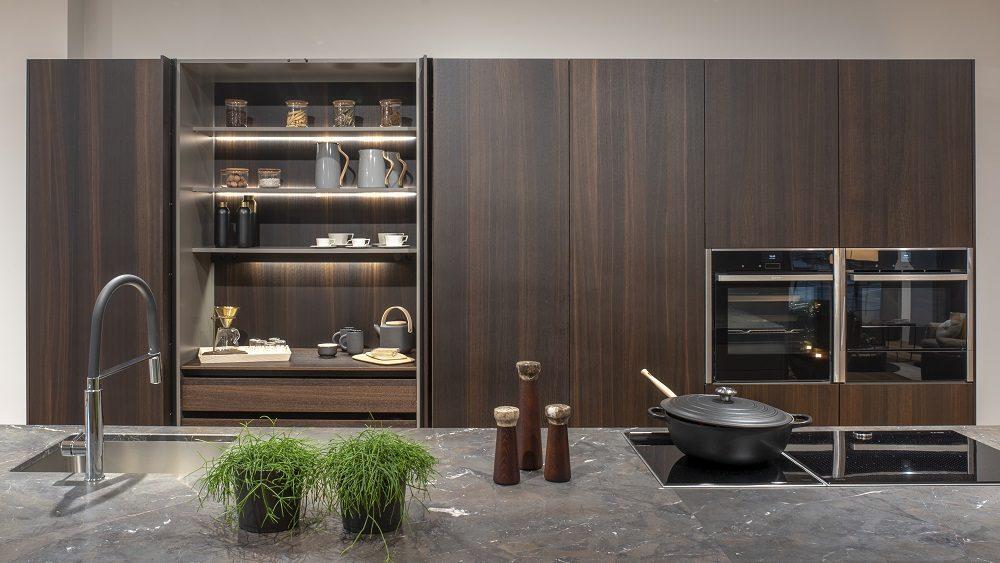 Cocinas de madera Santiago Interiores